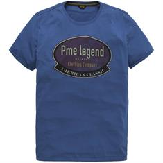 PME Legend t-shirts ptss191511 in het Kobalt
