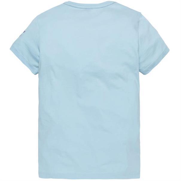 PME Legend t-shirts ptss194532 in het Licht Blauw