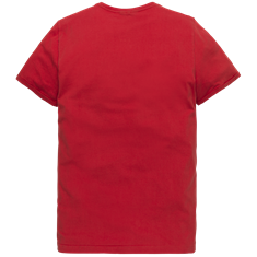 PME Legend t-shirts ptss201562 in het Rood