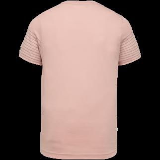 PME Legend t-shirts PTSS203561 in het Koraal