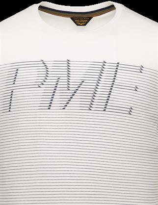 PME Legend t-shirts PTSS203561 in het Wit