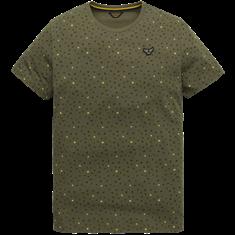 PME Legend t-shirts ptss204572 in het Groen