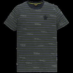 PME Legend t-shirts ptss204578 in het Donker Blauw