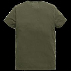 PME Legend t-shirts PTSS206572 in het Groen