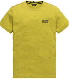 PME Legend t-shirts PTSS207522 in het Olijf groen