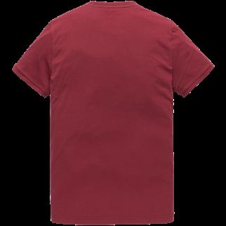 PME Legend t-shirts PTSS208530 in het Rood