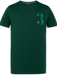 PME Legend t-shirts PTSS211520 in het Groen