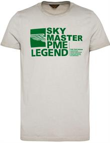 PME Legend t-shirts PTSS211523 in het Multicolor