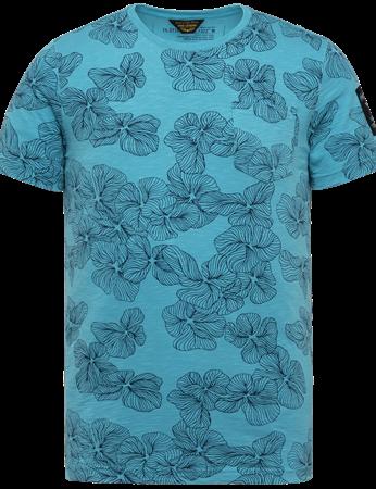 PME Legend t-shirts PTSS214556 in het Blauw