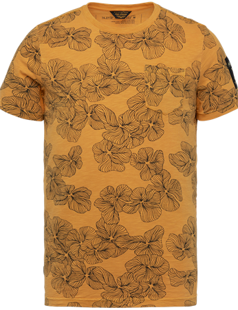 PME Legend t-shirts PTSS214556 in het Multicolor