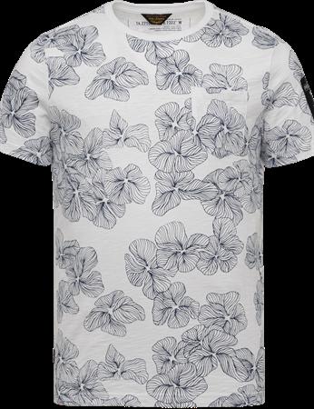 PME Legend t-shirts PTSS214556 in het Wit