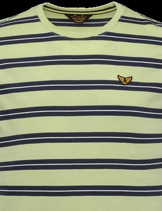PME Legend t-shirts PTSS214558 in het Groen