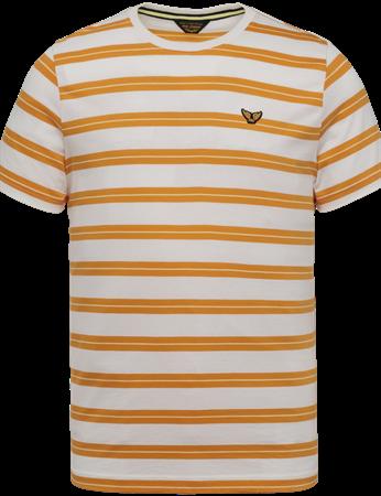 PME Legend t-shirts PTSS214558 in het Multicolor