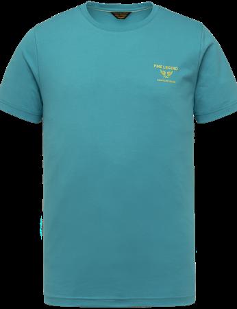 PME Legend t-shirts PTSS214580 in het Blauw