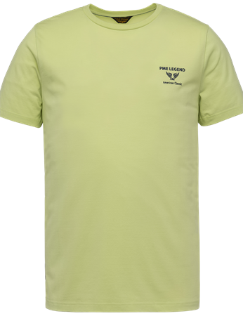 PME Legend t-shirts PTSS214580 in het Groen