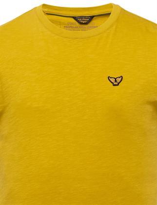 PME Legend t-shirts PTSS215563 in het Geel