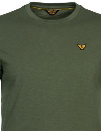 PME Legend t-shirts PTSS215563 in het Petrol