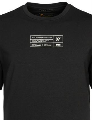 PME Legend t-shirts PTSS215580 in het Zwart