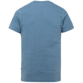 PME Legend t-shirts PTSS216571 in het Blauw