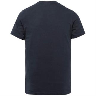 PME Legend t-shirts PTSS216571 in het Donker Blauw