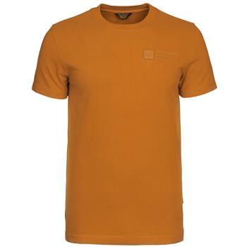 PME Legend t-shirts PTSS216571 in het Oranje
