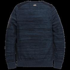 PME Legend truien PKW195306 in het Donker Blauw