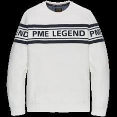 PME Legend truien psw201414 in het Wit