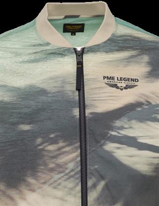PME Legend vest PSI213249 in het Multicolor