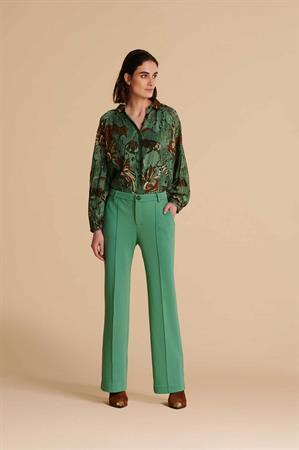 Pom blouse sp6662 in het Licht Groen