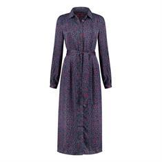 Pom jurk sp5979 in het Blauw