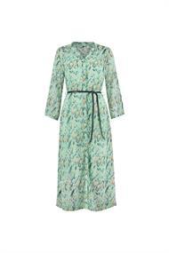 Pom jurk sp6209 in het Mint Groen