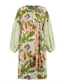 Pom jurk sp6547 in het Licht Groen