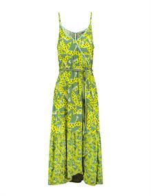 Pom jurk sp6550 in het Licht Groen