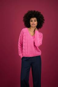 Pom truien sp6406 in het Roze