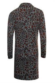Poools blouse 033168 in het Grijs