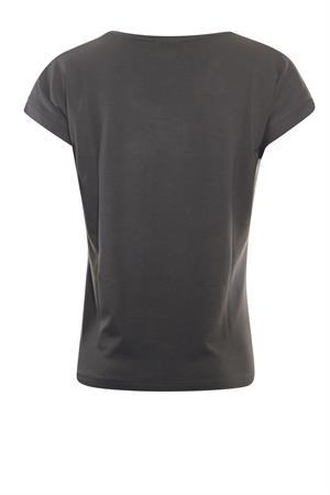 Poools blouse 033206 in het Olijf groen