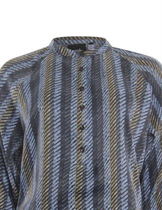 Poools blouse 133178 in het Multicolor
