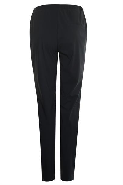 Poools broeken 013160 in het Donker grijs