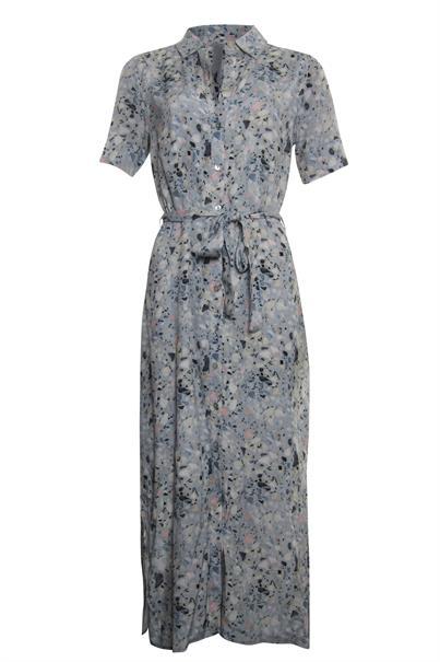 Poools jurk 113222 in het Grijs