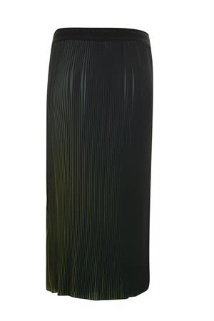 Poools maxi rok 033139 in het Groen