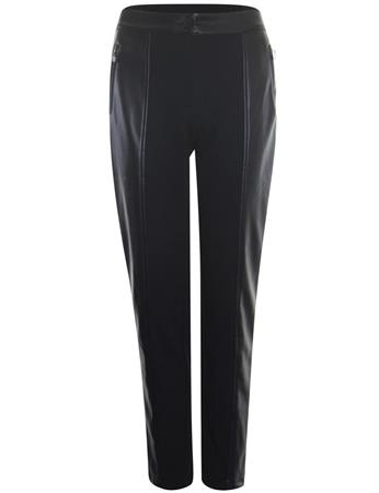 Poools pantalons 133283 in het Zwart