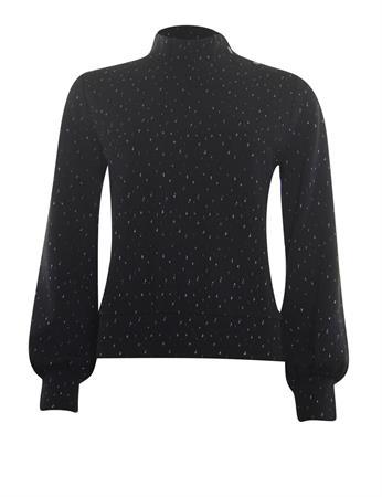 Poools sweater 133288 in het Zwart