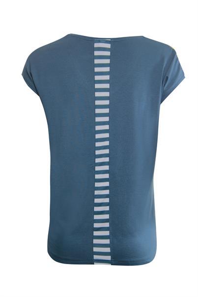 Poools t-shirts 013114 in het Blauw