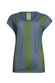 Poools t-shirts 013136 in het Grijs