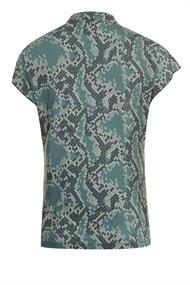 Poools t-shirts 013152 in het Aqua