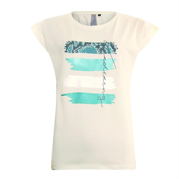 Poools t-shirts 013251 in het Offwhite