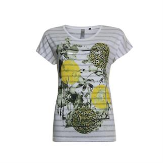 Poools t-shirts 023106 in het Offwhite