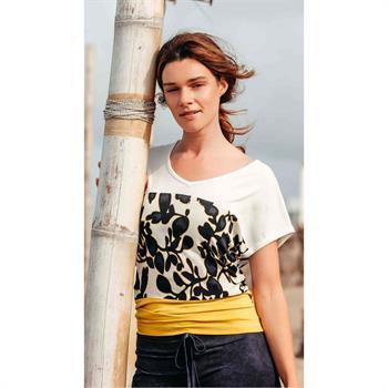 Poools t-shirts 023137 in het Geel