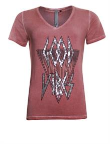 Poools t-shirts 113149 in het Brique