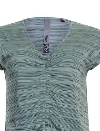 Poools t-shirts 113164 in het Groen